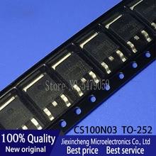 20 قطعة CS100N03 TO252 7N65KL TN3 R 7N65KL TO 252 MOSFET جديد الأصلي