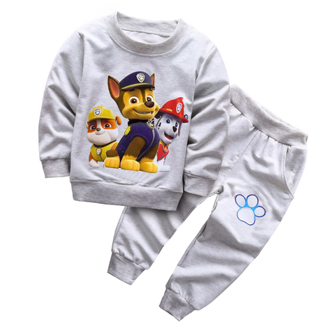 2019 New Children Kids Boys Clothing Sets Autumn Pikachu Sets Hooded Coat Suits Fall Cotton Baby Boys Coat+Pant 3Pcs Clothes set Karachi