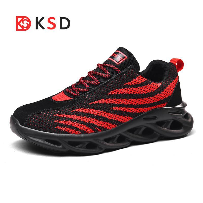 Hollow Sole Men's Running Shoes High