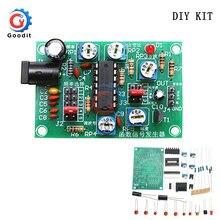 ICL8038 Kit Gerador de Sinal da Função Multi-Forma De Onda do canal Gerado de Treinamento Eletrônico DIY Peças De Reposição