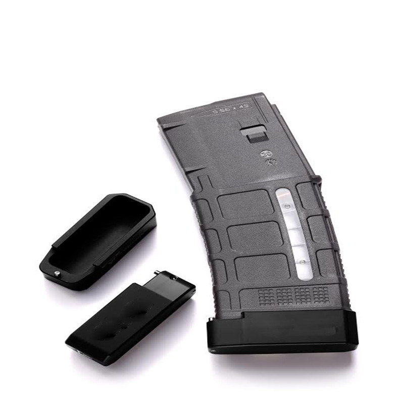 Magorui Tactical PMAG Magazine Extension Base Pad For AR 15 .223 30/40 Round PMAG Magazines