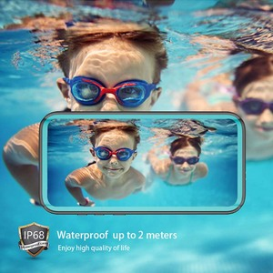 Image 2 - MOMOTS Shockproof Waterproof Case for Huawei P20 P20 Lite Mate 20 Pro 360 Silicone Transparent Case for Huawei P40 P30 Pro Funda