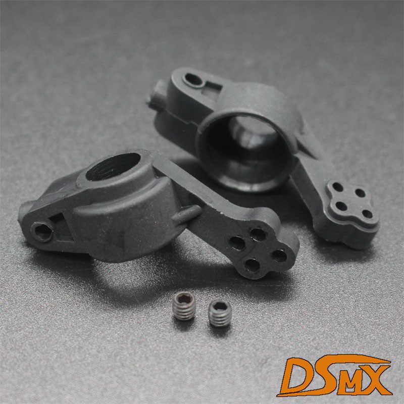 HSP 02013 soporte de buje trasero (L/R) para RC 1/10 piezas de repuesto de coche modelo HSP94123/94111/94106/94103/94107