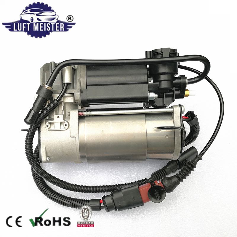 Free Shipping Air Suspension Compressor Pump for <font><b>Audi</b></font> <font><b>A8</b></font> <font><b>D3</b></font> <font><b>4E</b></font> 6-8 Cylinder 02-10 4E0616007D 4E0616005H 4E0616005F 4E0616007B image