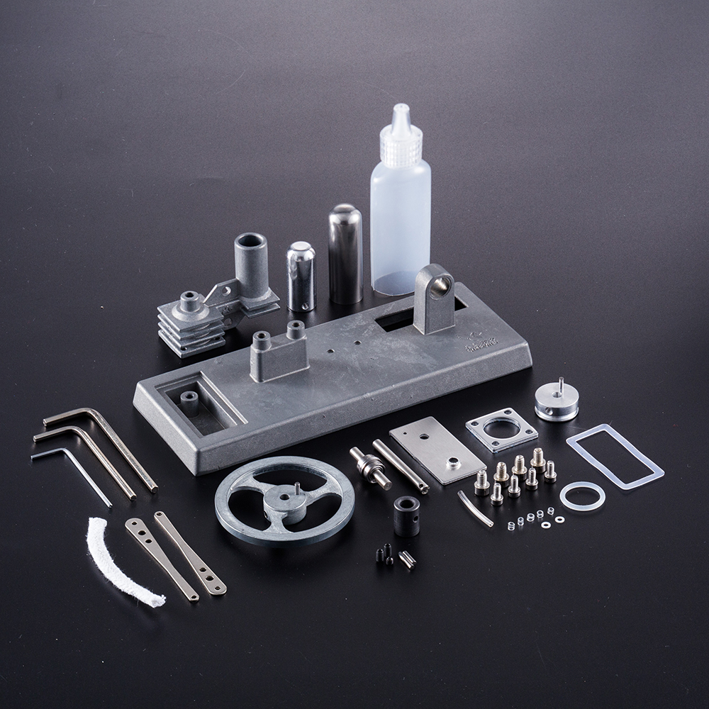 New DIY Stirling Engine Model  DIY Puzzle Assembled Metal Children Gift Toys