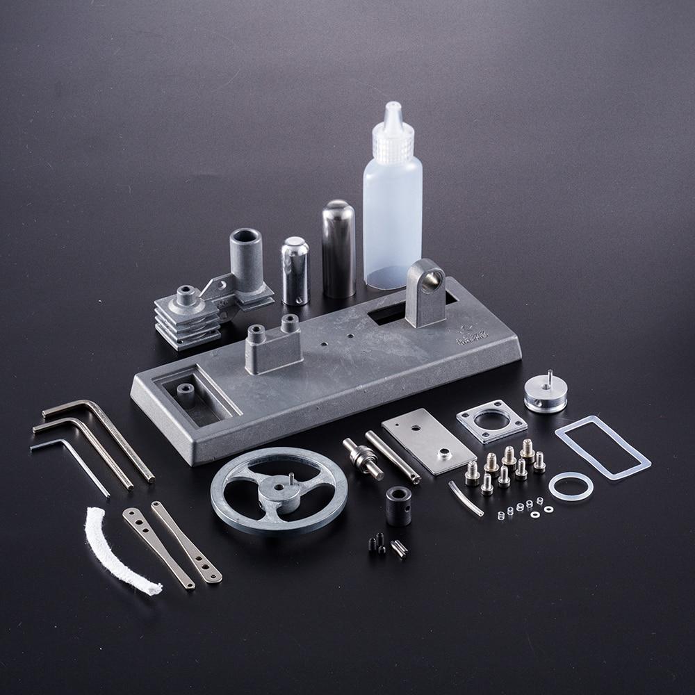 New DIY Stirling Engine Model  DIY Puzzle Assembled Metal Children Gift Toys