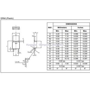 Image 4 - 10 sztuk/partia T405 600B 600V 4A TO 252 T405 600 405 600B T40560 T405 600T TO 220 T405 600H do 251 Thyristor TRIAC 600V 31A