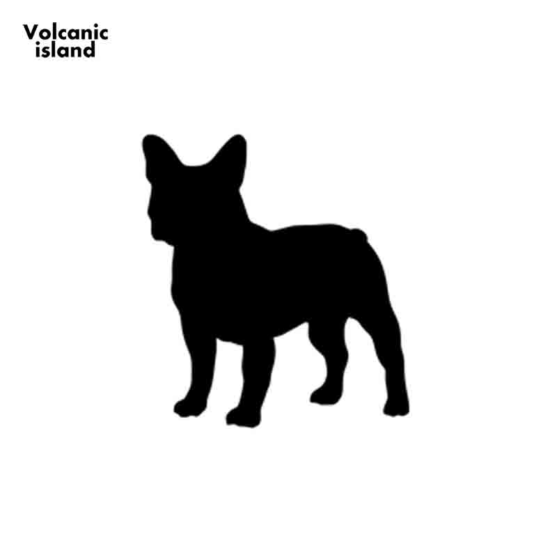 French Bulldog home car window sticker decal