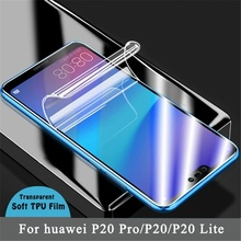 все цены на Hydrogel Film for huawei p30 lite P20 Pro P10 Plus Screen Protector On The For Huawei Mate 20 Lite 20x Screen Protective