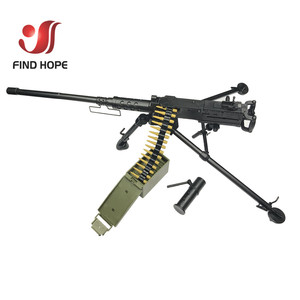 Image 1 - 1:6 Scale Browning M2 MACHINE GUN Model Military US Army Assembly Toy for Action Figure Accesssories