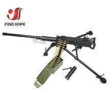 1:6 Scale Browning M2เครื่องปืนทหารUS Army Assemblyของเล่นAction Figureอุปกรณ์เสริม