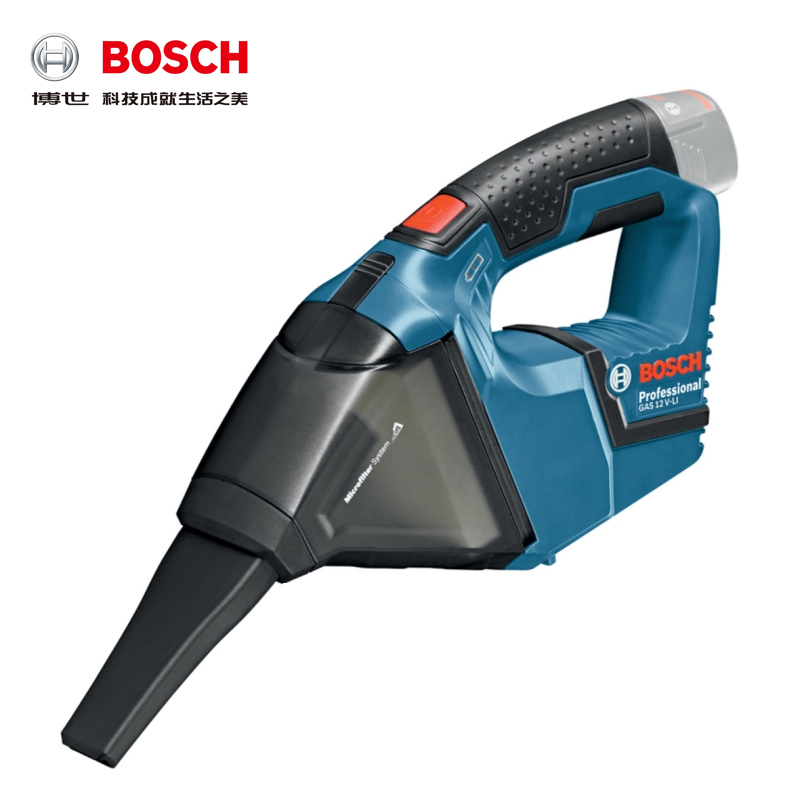 Bosch GAS12V-li rechargeable vacuum cleaner household car vacuum cleaner small handheld cordless car vacuum cleaner
