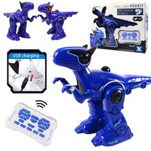 RC Intelligent Dinosaur Model With Music&Light Functions Ele