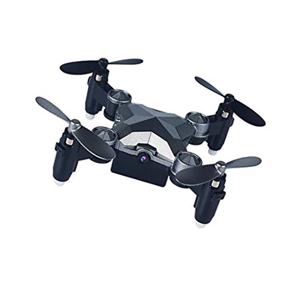 Watch Drone Folding Mini Aerial Camera Wifi Remote Control Aircraft Adult Children S Toys Creative Gifts