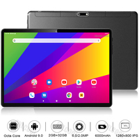 Newest 10 inch Tablet PC 4G Phone Call Android 9.0 32GB ROM 5G WIFI 8 Cores tablette Google Play 10.1\