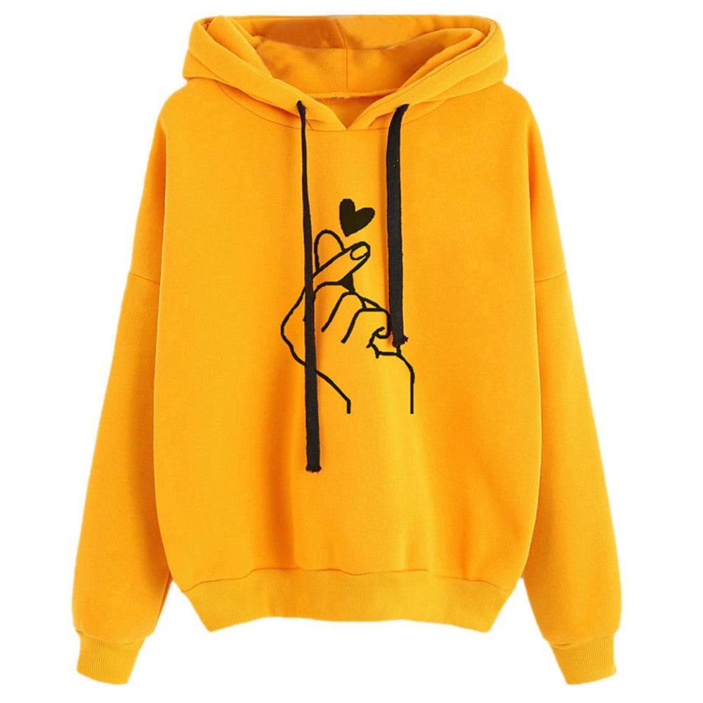 High Street Knit Hoodies Letter Lady Fleece Pullovers Style Hooded Pullover Hoodies Sweatshirt Warm Outwear Winproof Coat