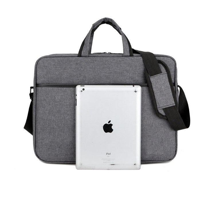 H62bb57e3d4124a04b246b2be165de62e1 2020 Briefcase Men Handbag Large Capacity Portable Thin Super Multifunction Big Size 15.6 inches Designer Laptop Handbags