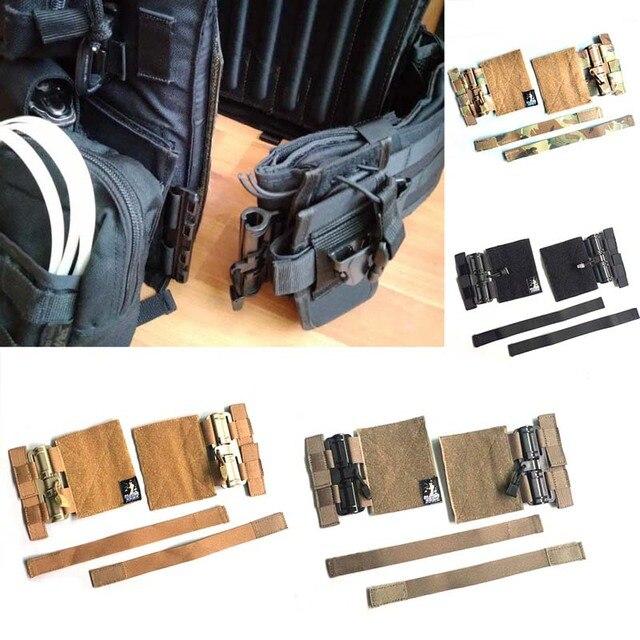 Тактический жилет, универсальный быстросъемный комплект пряжек с быстросъемной системой для JPC CPC NCPC 6094 420