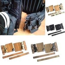 Tactical Vest Universal MOLLE Quick Removal Buckle Set Quick Release System Set for JPC CPC NCPC 6094 420 Vest