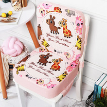 Cushion Dining-Chair High-Ventilation Baby And for Primary-School-Students