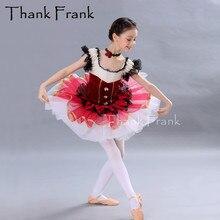 Новое поступление, кружевное платье-пачка балетное платье для девочек Великолепная дворец трико платья Для женщин элегантные танцевальные костюмы балерины, костюм для детей возрастом Танцы