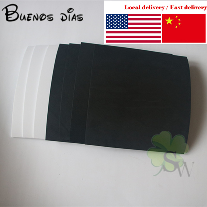 45degree Hardness 3mm Thickness Black Eva Foam Sheets,Punch ,Handmade Material Size 33*49cm
