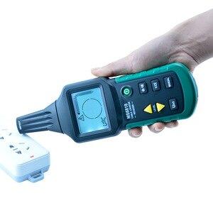 Image 2 - MASTECH MS6818 Advanced Wire Tester Tracker Multi Function สายตรวจจับ 12 ~ 400V ท่อ Locator เมตร