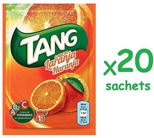 Cmagic® Tang, Orange, 20Beutel à 30g (= 20 L), Mit Vitamin A, B2,C Und Folsäure