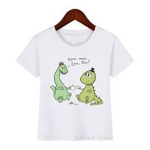 Еще какие то чай Рекс с буквенным принтом футболки для девочек