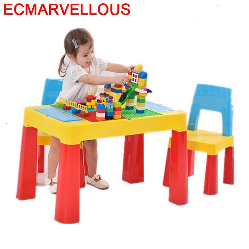 Bambini Kindertisch Estudo Kids And Chair Baby De Plastico Game Kindergarten Study Enfant Kinder Mesa Infantil Children Table
