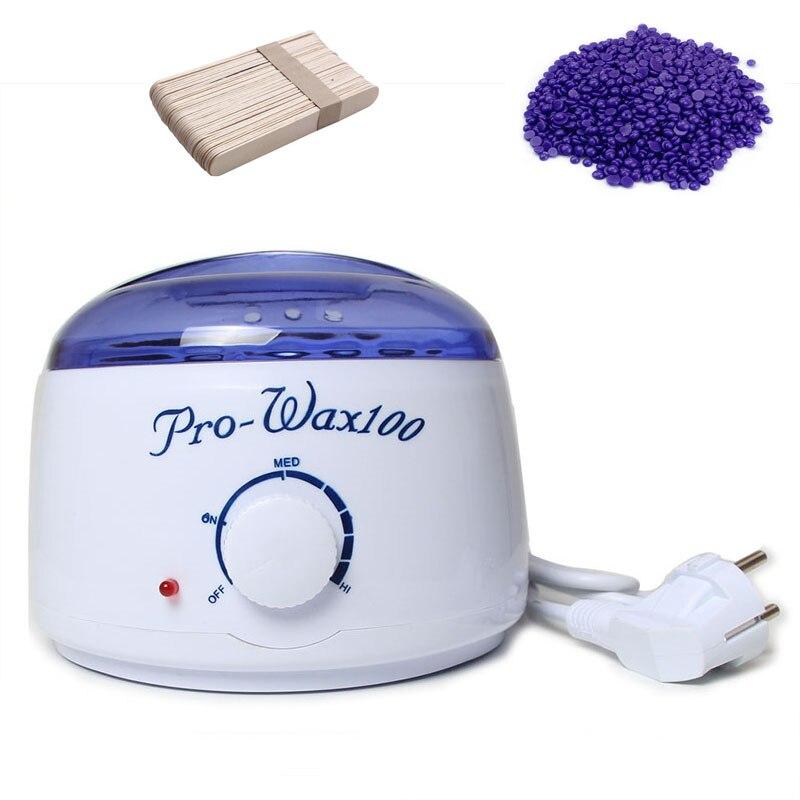 1Pc Mini Multi-function Warmer Hot Wax Heater SPA Hand Epilator Feet Paraffin Wax Heater Calentador De Cera Body Spa Wax Machine