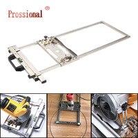 Multi função mão viu placa de corte artefato máquina de corte de alta precisão carpintaria ferramenta de posicionamento de aço inoxidável quadro|Conjuntos ferramenta manual| |  -