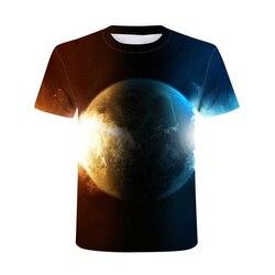 Nowy The Star Aliens letni mężczyzna krótki rękaw O-neck T-shirt Casual oddychające męskie topy tee moda 3D drukowanie t-shirty 2020