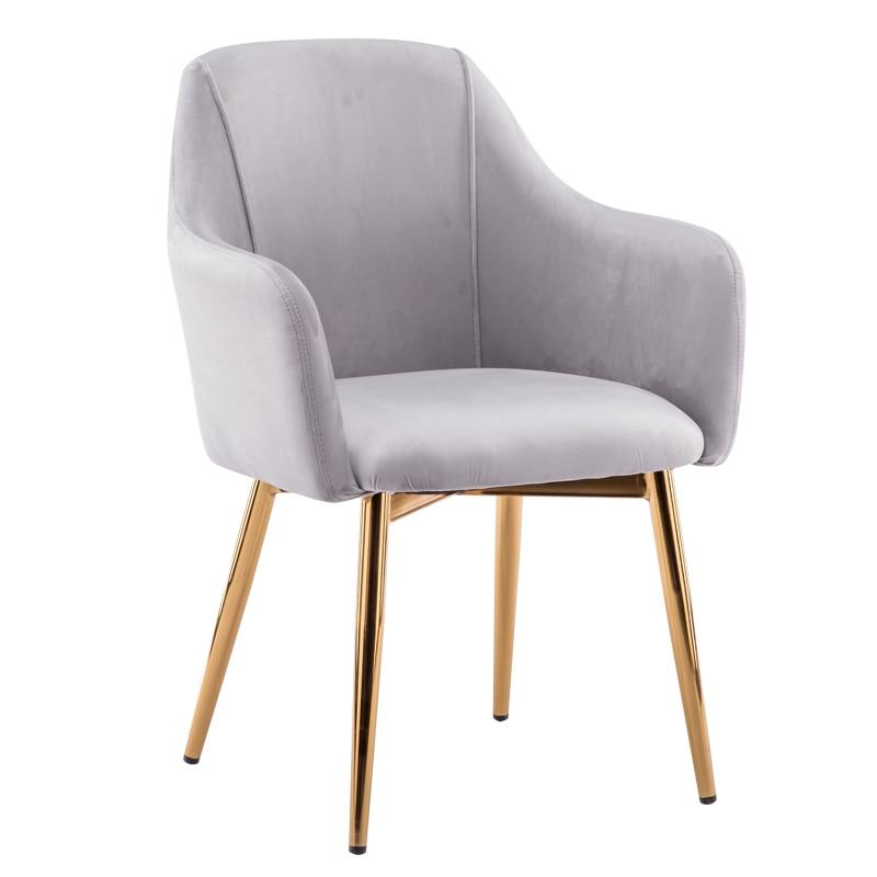 Nordic Dining Chair Makeup Chair Sillas Comedor Living Room Furniture Vanity Chair Sallanan Sandalye Sillon Reclinable Cheap