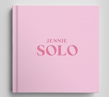 [MYKPOP]~100% OFFICIAL ORIGINAL~ BLACKPINK  JENNIE SOLO   Album Set CD+Photo Book KPOP Fans Collection SA19081301