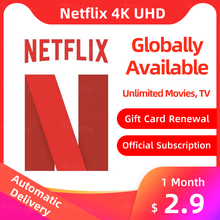 Best253 Netflixes Premium Acc 5 Screens 4K UHD Global Warranty