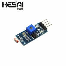 2020!LM393 4pin Optical Sensitive Resistance Light Detection Photosensitive Sensor Module for arduino DIY Kit