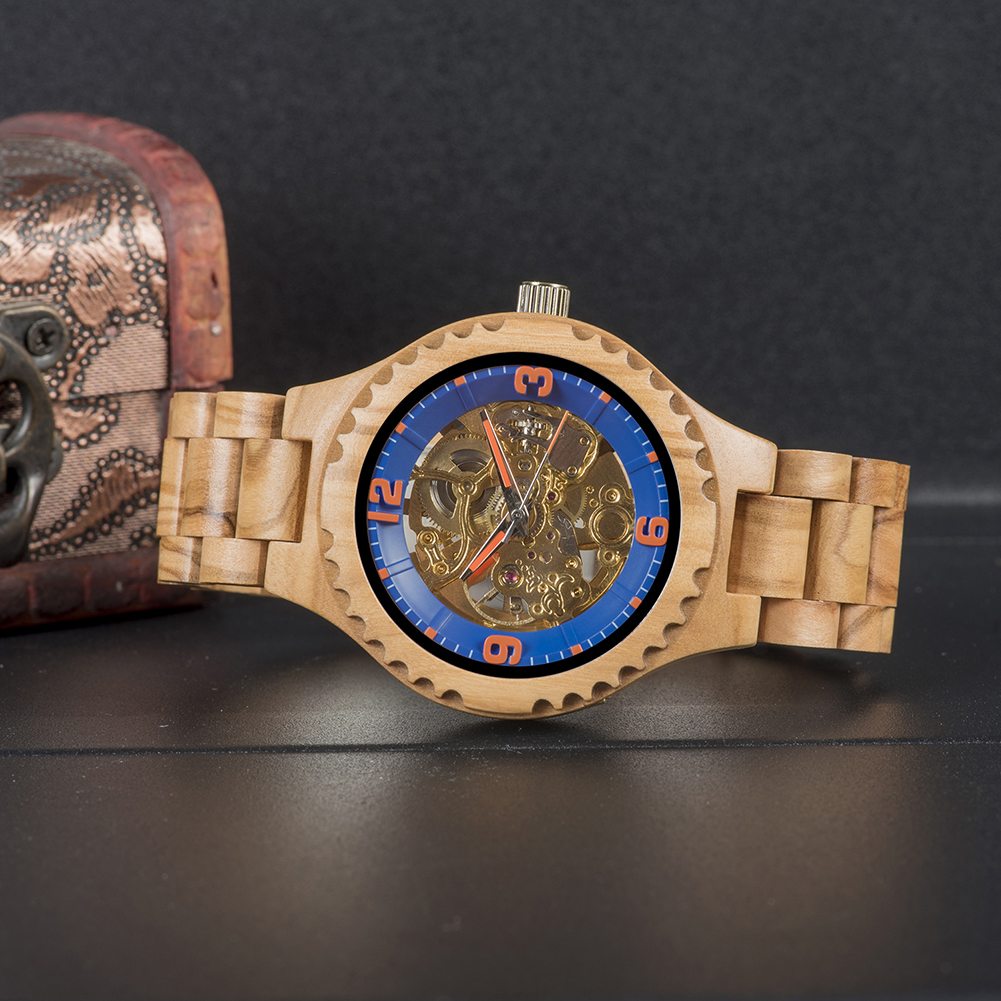 padrinhos presente reloj hombre oem dropshipping