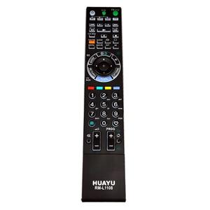 Image 1 - RM L1108 Fernbedienung für Sony BRAVIA W/XBR/ Serie LCD Fernsehen mit backlit KLV 52W300A KDL 40W3000 RM GA017 RM YD017
