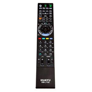 Image 1 - RM L1108 pilot do Sony BRAVIA W/XBR/ Series LCD telewizor z podświetleniem KLV 52W300A KDL 40W3000 RM GA017 RM YD017