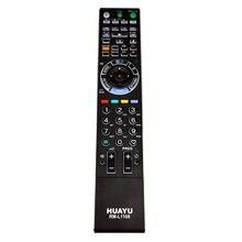 RM L1108 uzaktan kumanda Sony BRAVIA W/XBR serisi LCD televizyon arkadan aydınlatmalı KLV 52W300A KDL 40W3000 RM GA017 RM YD017