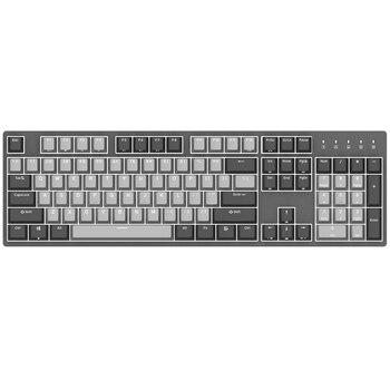 durgod 104 corona k310 backlit mechanical keyboard cherry mx switches pbt doubleshot keycaps brown blue black red silver switch 1