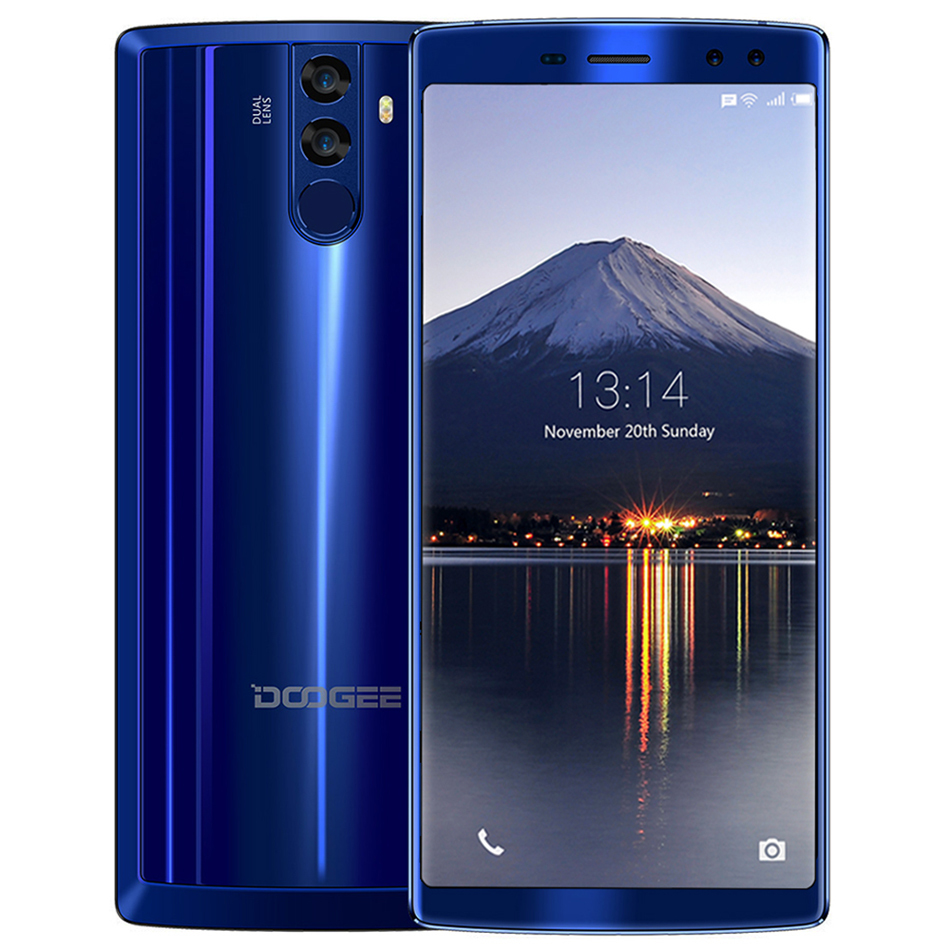 """DOOGEE BL12000 12000mAh battery 4G Smartphone phone MT6750T Octa core 6.0"""" FHD+16MP 4 Camera 4GB 32GB Android 7.0 mobile phone"""