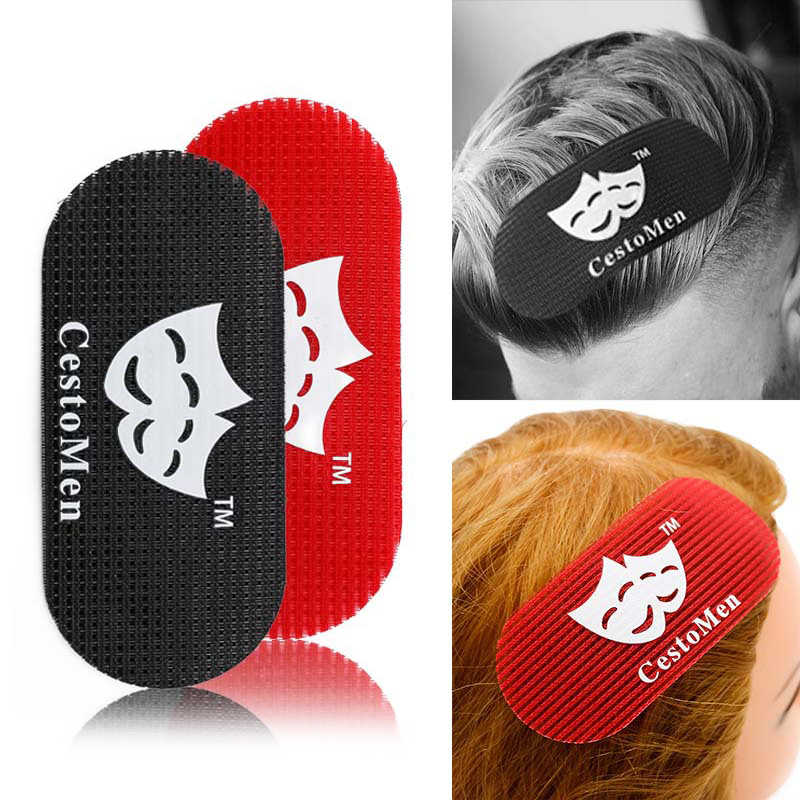 Männer Haar Halter Haarnadeln Barber Zubehör Haar Clips Professional Hair Trockner Haarschnitt Schneiden 2 Pcs Haar Care Styling Werkzeuge