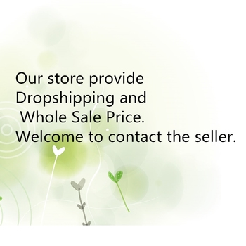 Our store provide Drop shipping and Whole sale Price Welcome to contact the seller image