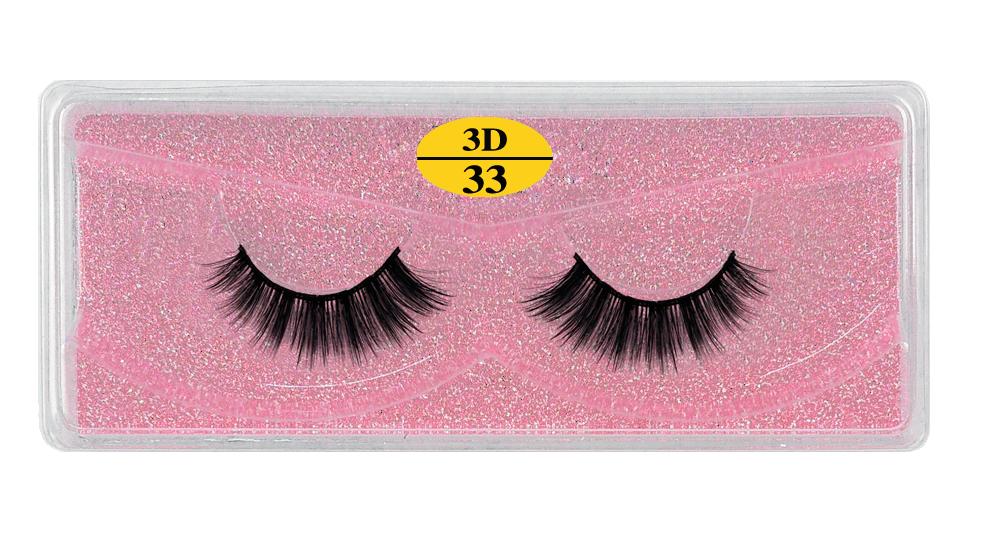 H62c26d6a7f5c4a90ba791ec73b32f66f3 - MB Eyelashes Wholesale 40/50/100/200pcs 6D Mink Lashes Natural False Eyelashes Long Set faux cils Bulk Makeup wholesale lashes