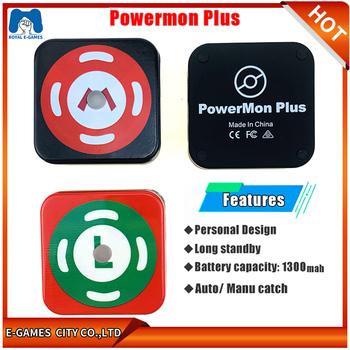 Najnowszy Auto Catch bransoletka bluetooth dla pokemon go Plus z akumulatorem w środku tanie i dobre opinie HeroAngel Brak Compatible For Pokemon GO Plus Bracelet Bluetooth 1PCS Compatible For Pokemon GO Plus Bracelet with rechargeable battery in