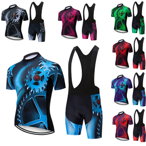 Image 1 - TELEYI Mens Cycling Jerseys 2020 Roupas Ropa Ciclismo Hombre MTB Maillot Cycling/Summer Road Bike Wear Clothes Cycliste Equipe