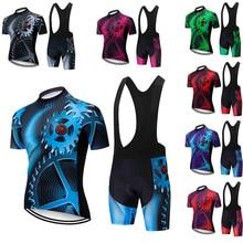 Teleyi camisa de ciclismo dos homens 2020 ropa ropa ciclismo hombre mtb maillot ciclismo/verão estrada bicicleta wear roupas ciclista equipe
