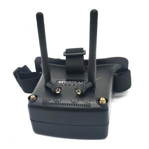 Image 5 - 5.8G 48CH VR005 2.7 inç 960*240 FPV gözlük ile 25/100/200mW verici başlatıcısı + Fpv Mini kelebek kamera FPV Drone için